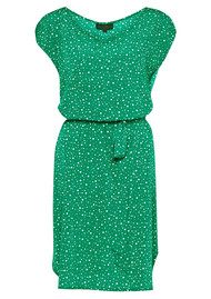 Great Plains Join The Dots Short Sleeved Dress - Seahorse Green