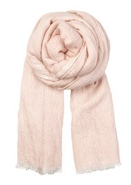 Becksondergaard M Paris Modal & Wool Blend Scarf - Girly Pink