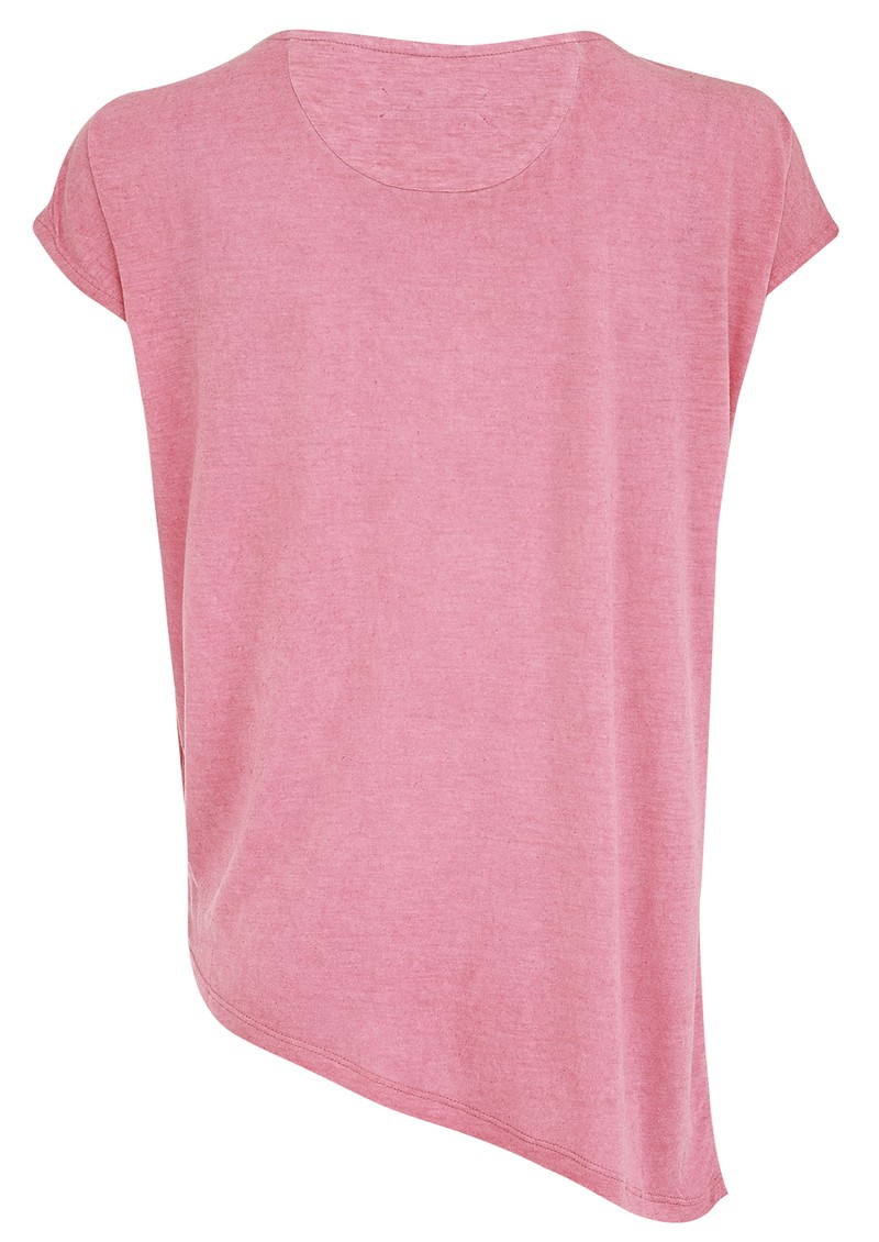 Trixie Tee - Dusty Fuchsia  main image