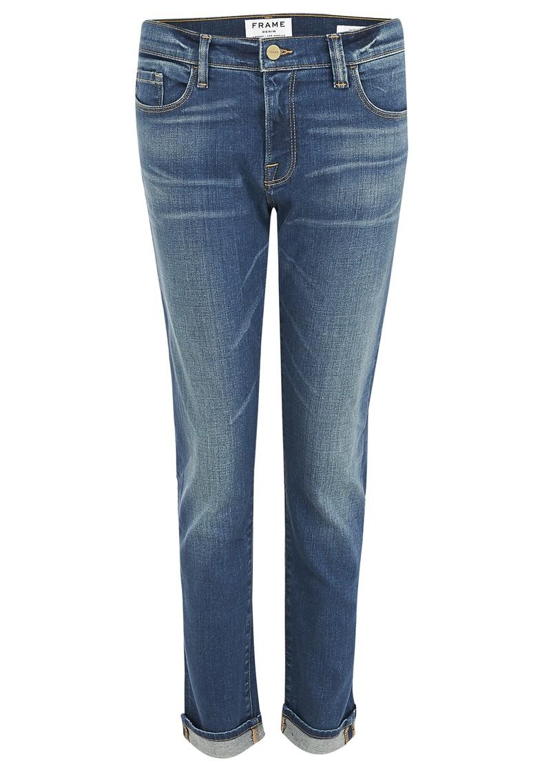 Frame Denim Le ' Garcon Skinny Boyfriend Jeans - Berkley Square main image