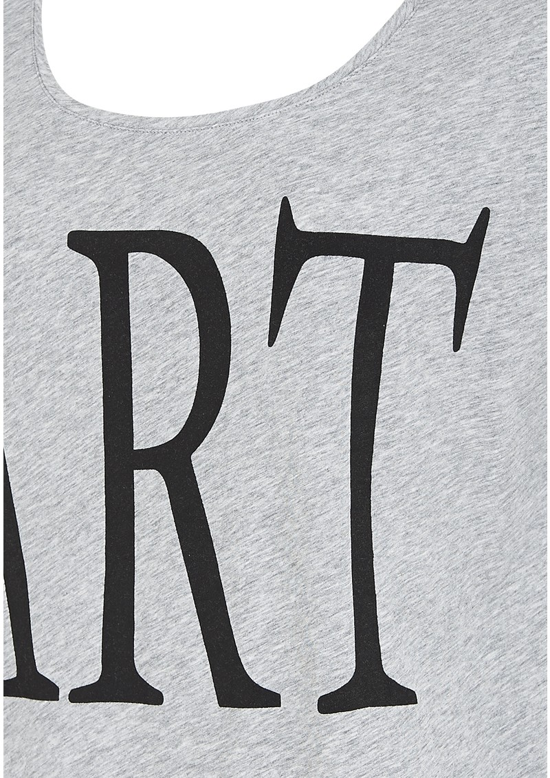 Twist and Tango Ana Tee - Grey Melange main image