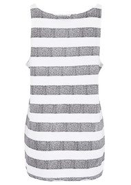 Twist & Tango Malena Tank Top - White & Grey
