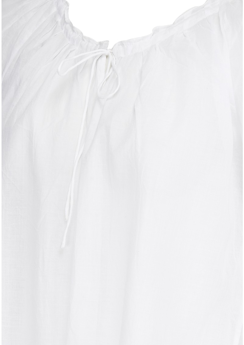 Stina Blouse - White main image