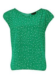 Great Plains Join The Dots Blouse - Seahorse Green