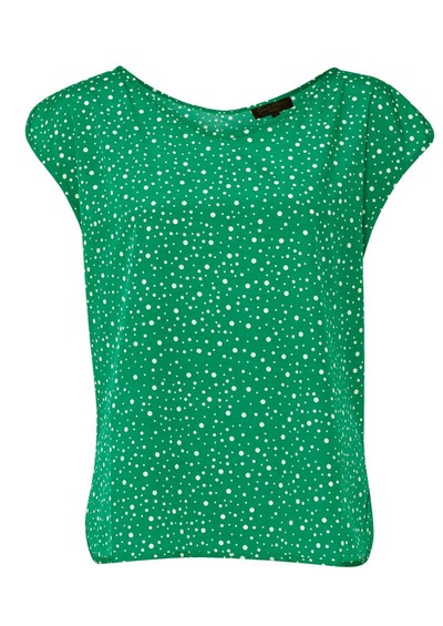 Great Plains Join The Dots Blouse - Seahorse Green main image