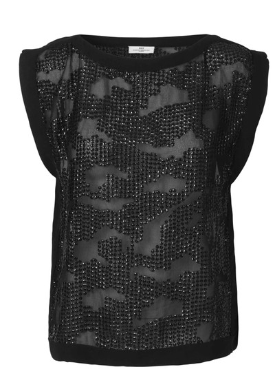 Day Birger et Mikkelsen  Masking Blouse - Black main image