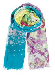 Becksondergaard K Summer Space Scarf - Yam Yellow