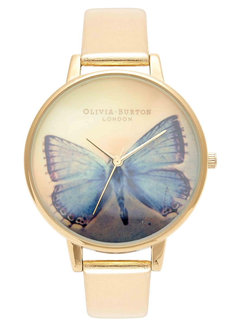 Woodland Butterfly Watch - Metallic  main image