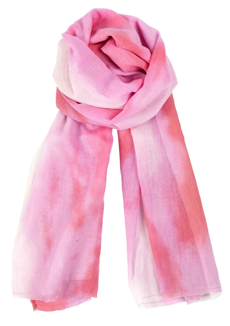 Danielle Cotton Scarf - Fairy main image