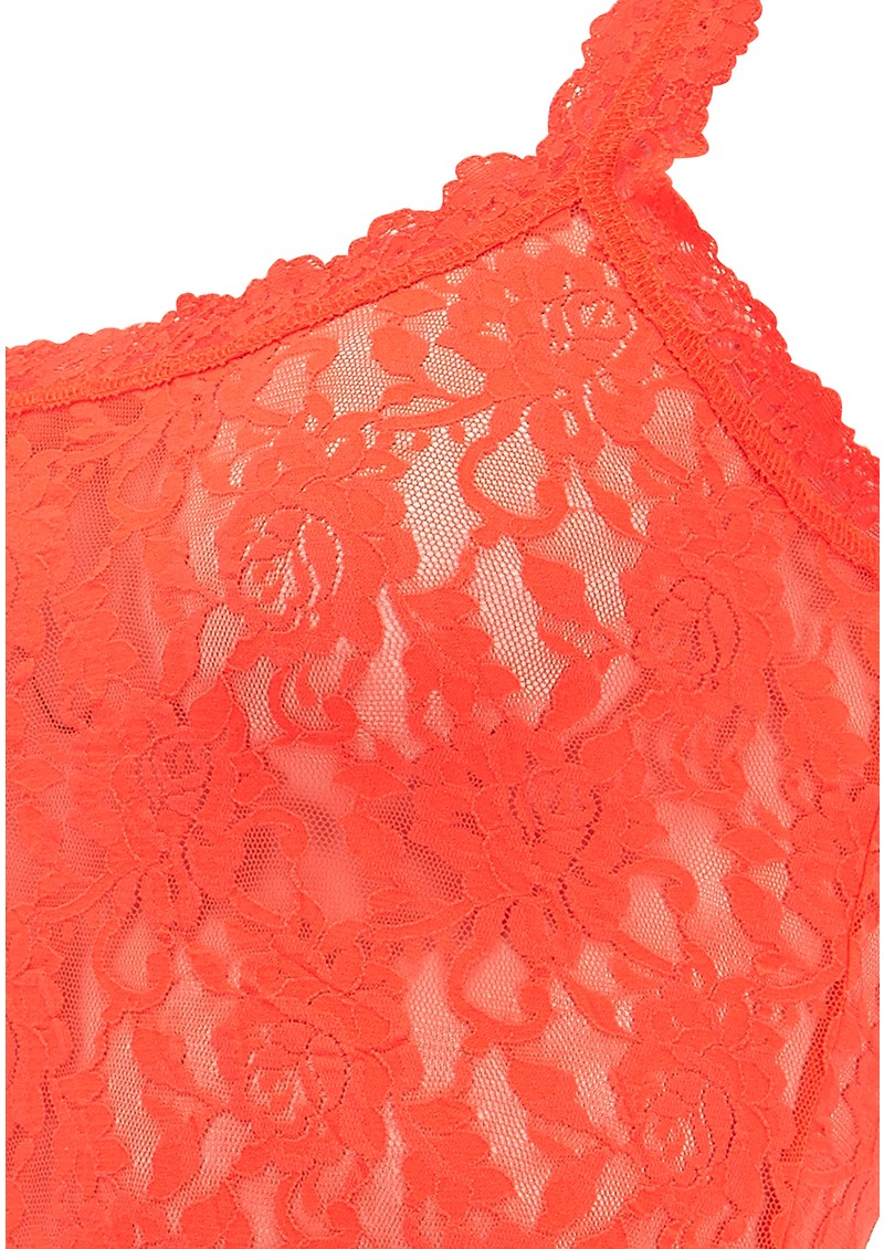 Hanky Panky Signature Lace Cami - Sassy Orange main image