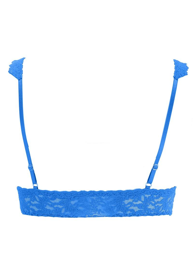 Hanky Panky Lace Bralette - Bali Blue main image