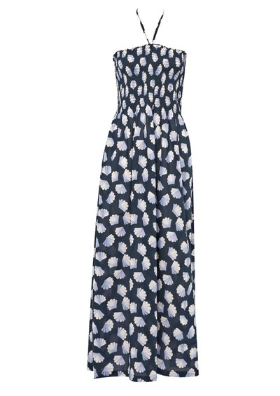 Great Plains Shelly Beach Maxi Dress - Navy main image
