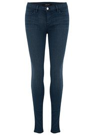 J Brand Mid Rise Skinny Blue Stocking Jean - Heaven