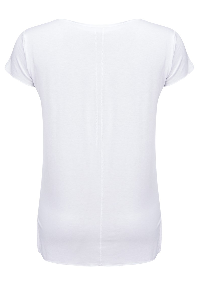 Clean Short Sleeve Tee - White main image