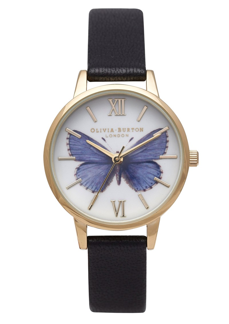 Woodland Butterfly Watch - Blue main image