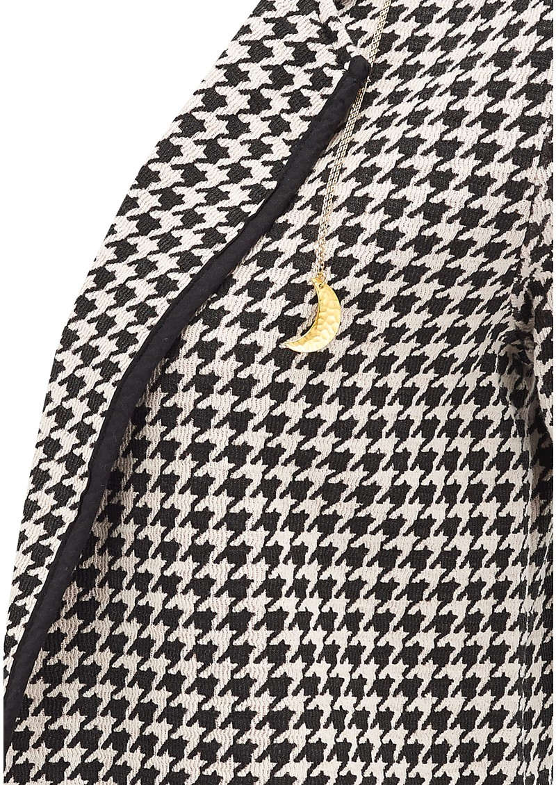 Maison Scotch Jersey Cotton Blazer - Combo main image