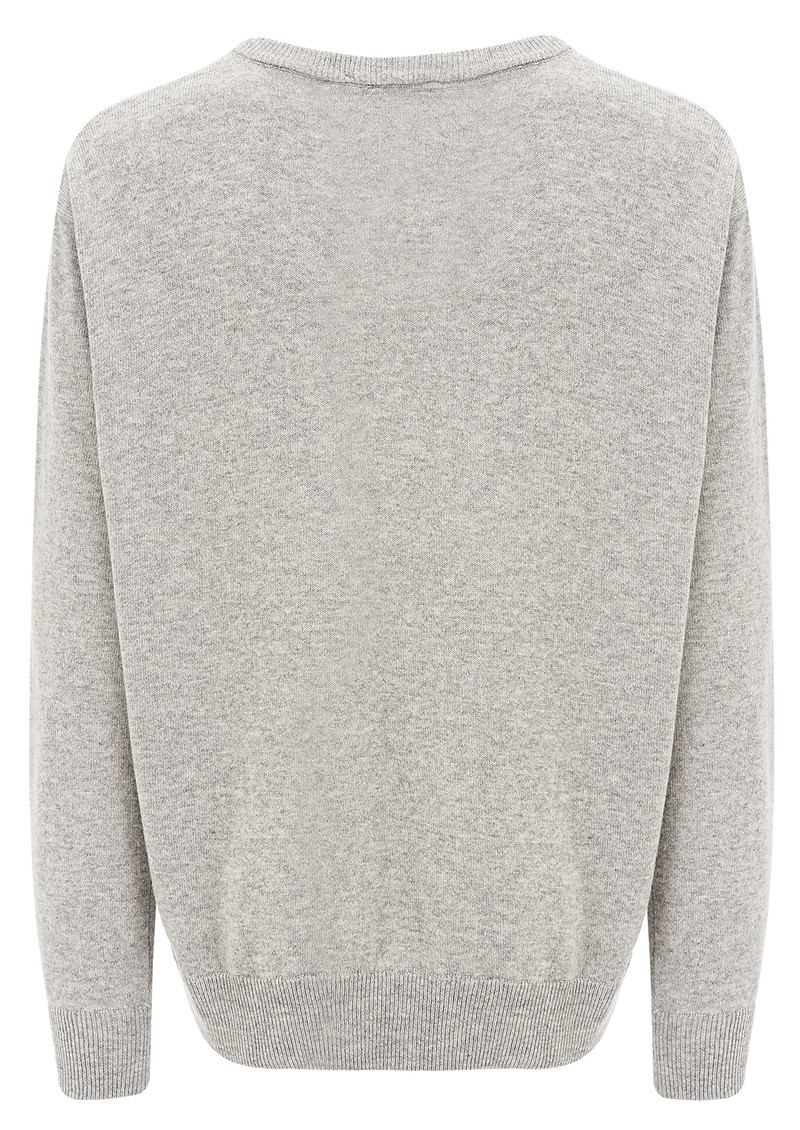 Paul and Joe Sister Kitton Wool Mix Jumper - Grey main image