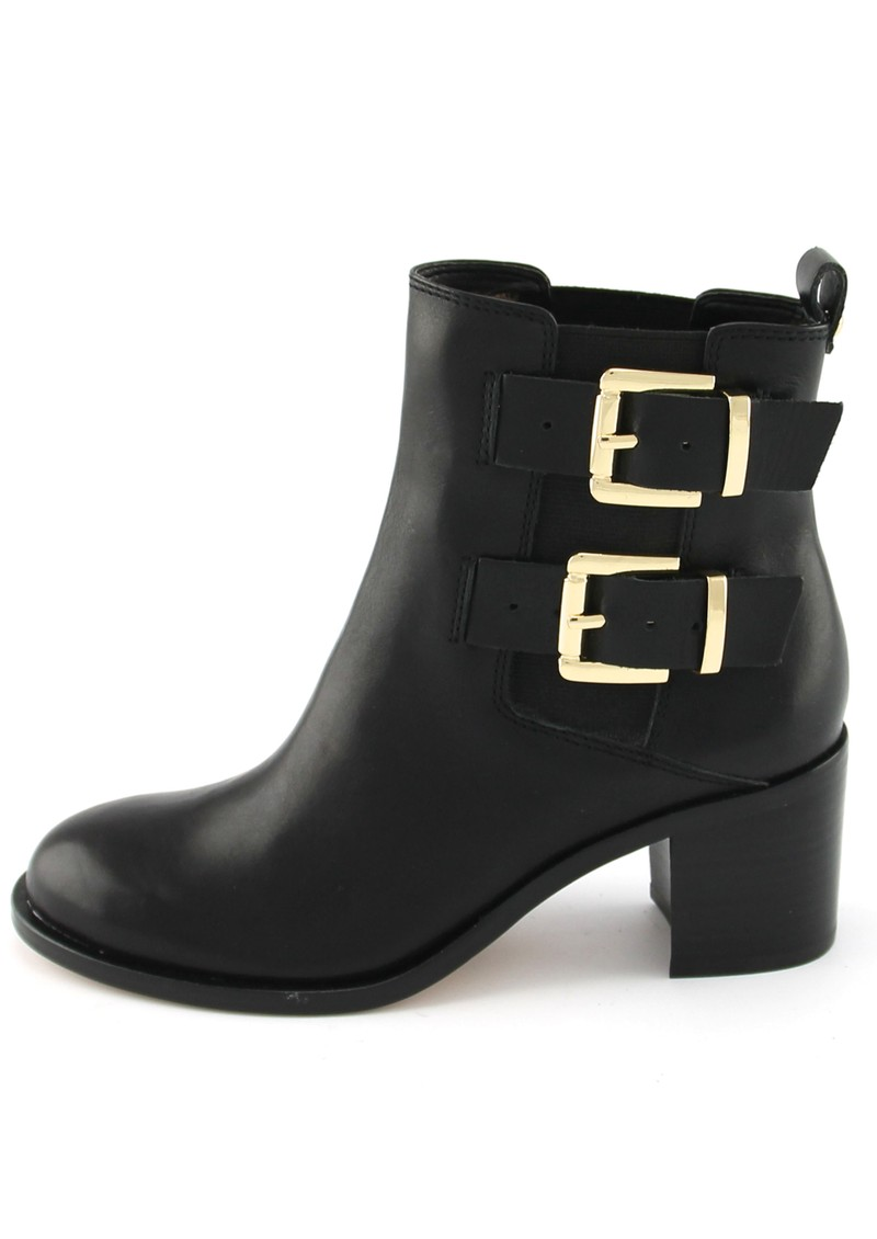 Sam Edelman JODIE BUCKLE ANKLE BOOT - BLACK main image