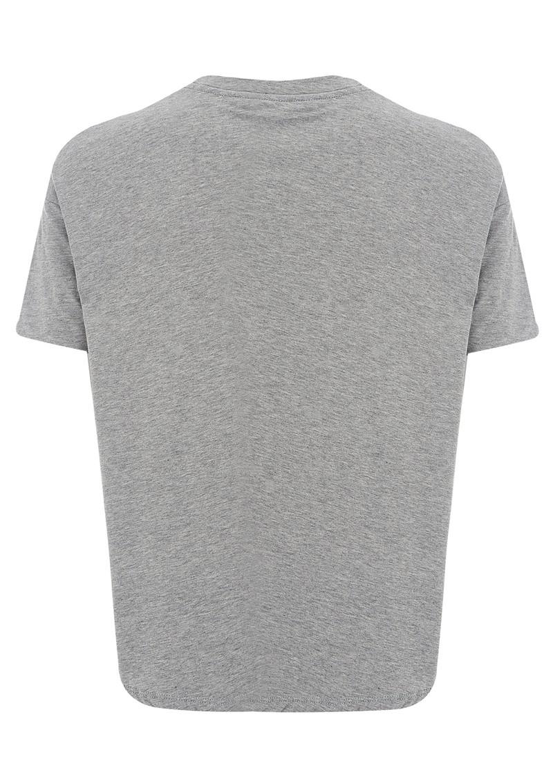 MACADAM LADIES TEE SHIRT - GRIS main image