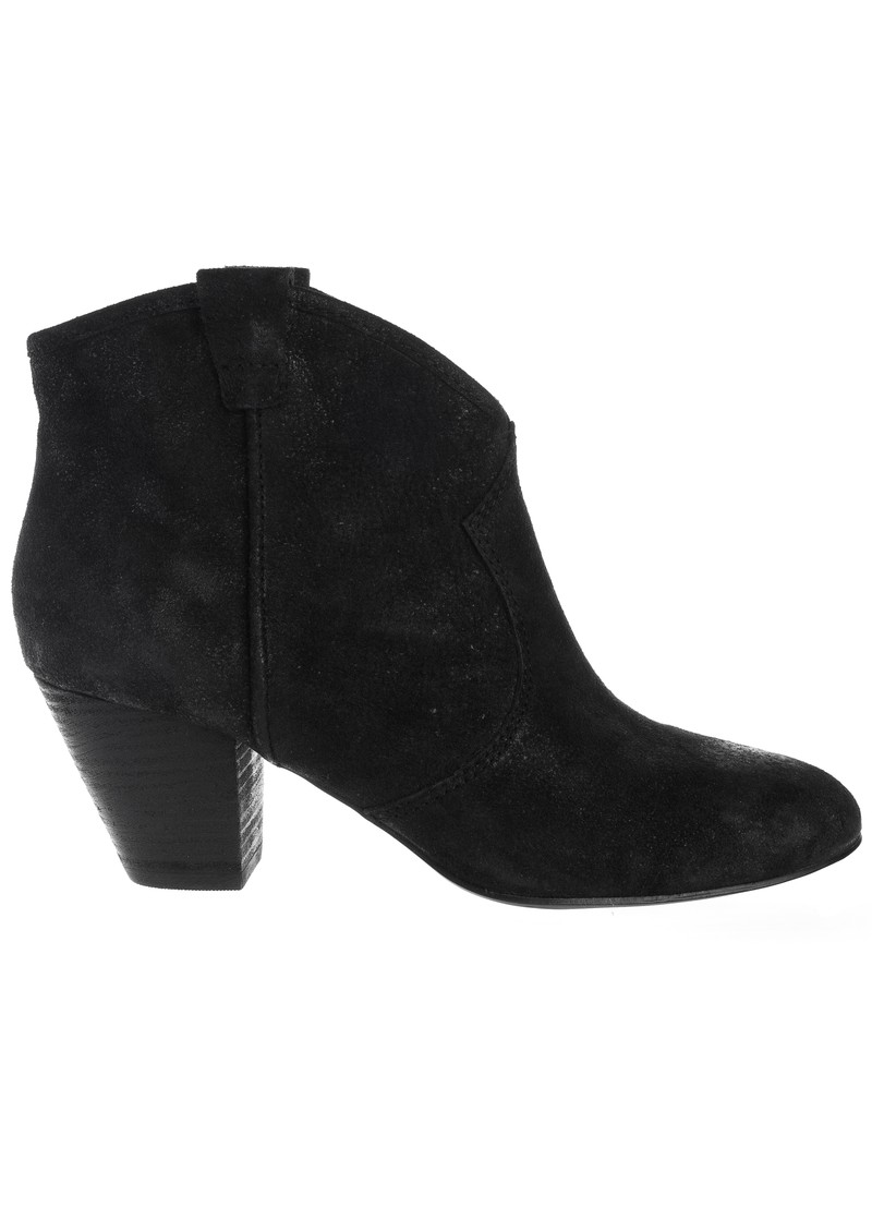 Ash JALOUSE REVERSE BROKEN ANKLE BOOT - BROKEN BLACK main image