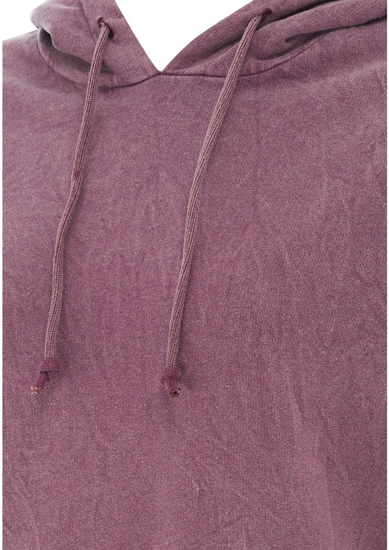 American Vintage Raven Dole Cotton Mix  Hoodie - Vintage Fig main image