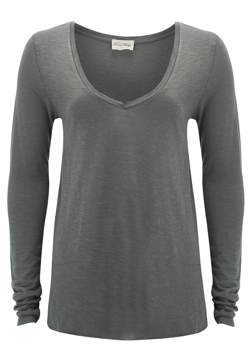 Jacksonville Long Sleeve Tee - Grey main image