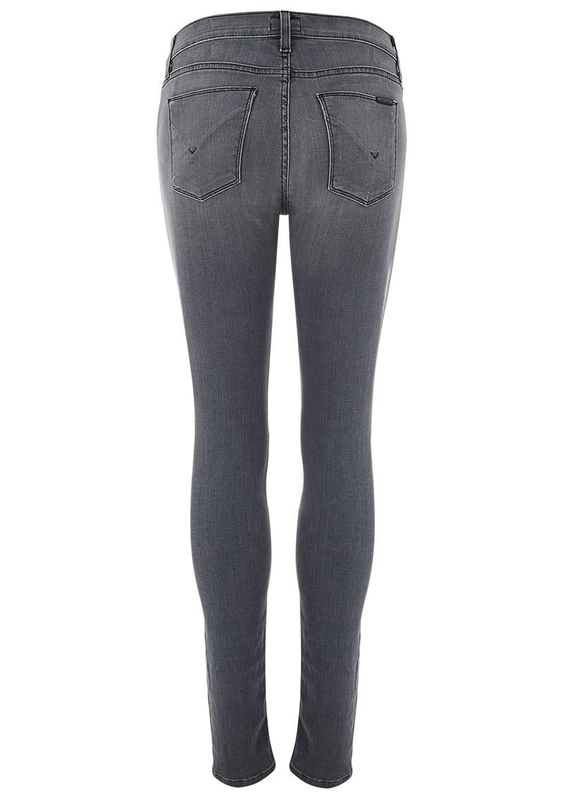 Hudson Jeans Mid Rise Nico Super Skinny Jeans - Rakke main image