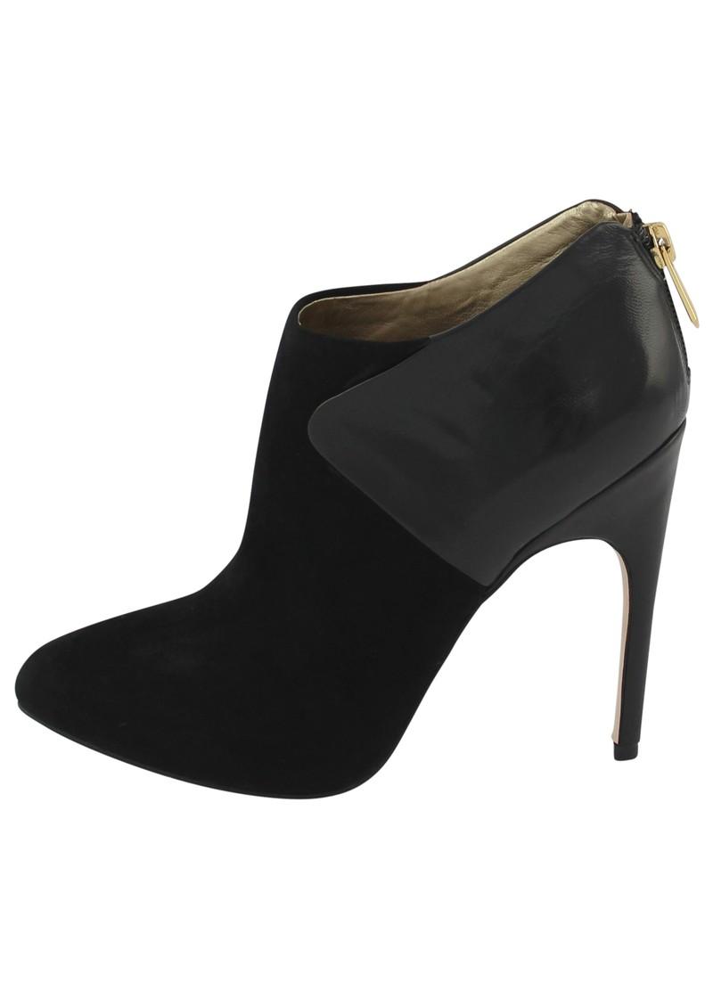 sam edelman jacelyn suede ankle boots black