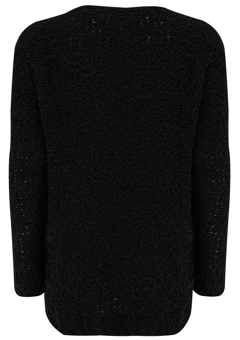 KIMOSBROW PULLOVER - BLACK main image
