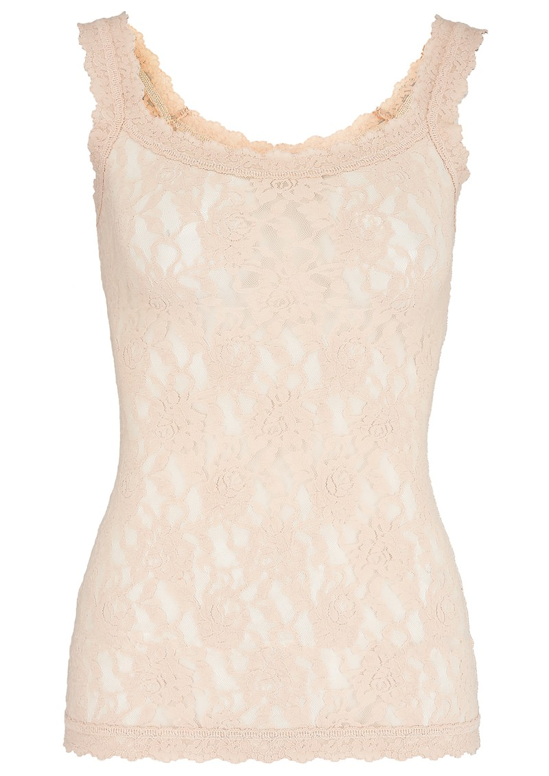 Hanky Panky Unlined Lace Cami - Chai main image