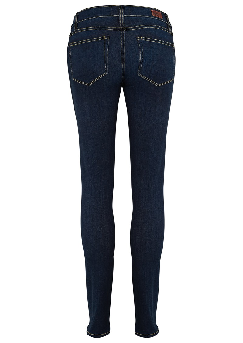 Verdugo Mid Rise Ultra Skinny Jeans - Sonoma main image
