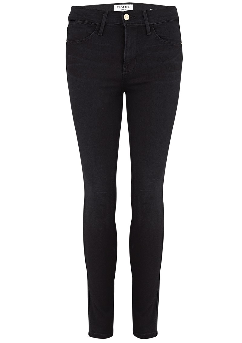 Frame Denim Le High Skinny Jeans - Park Row main image