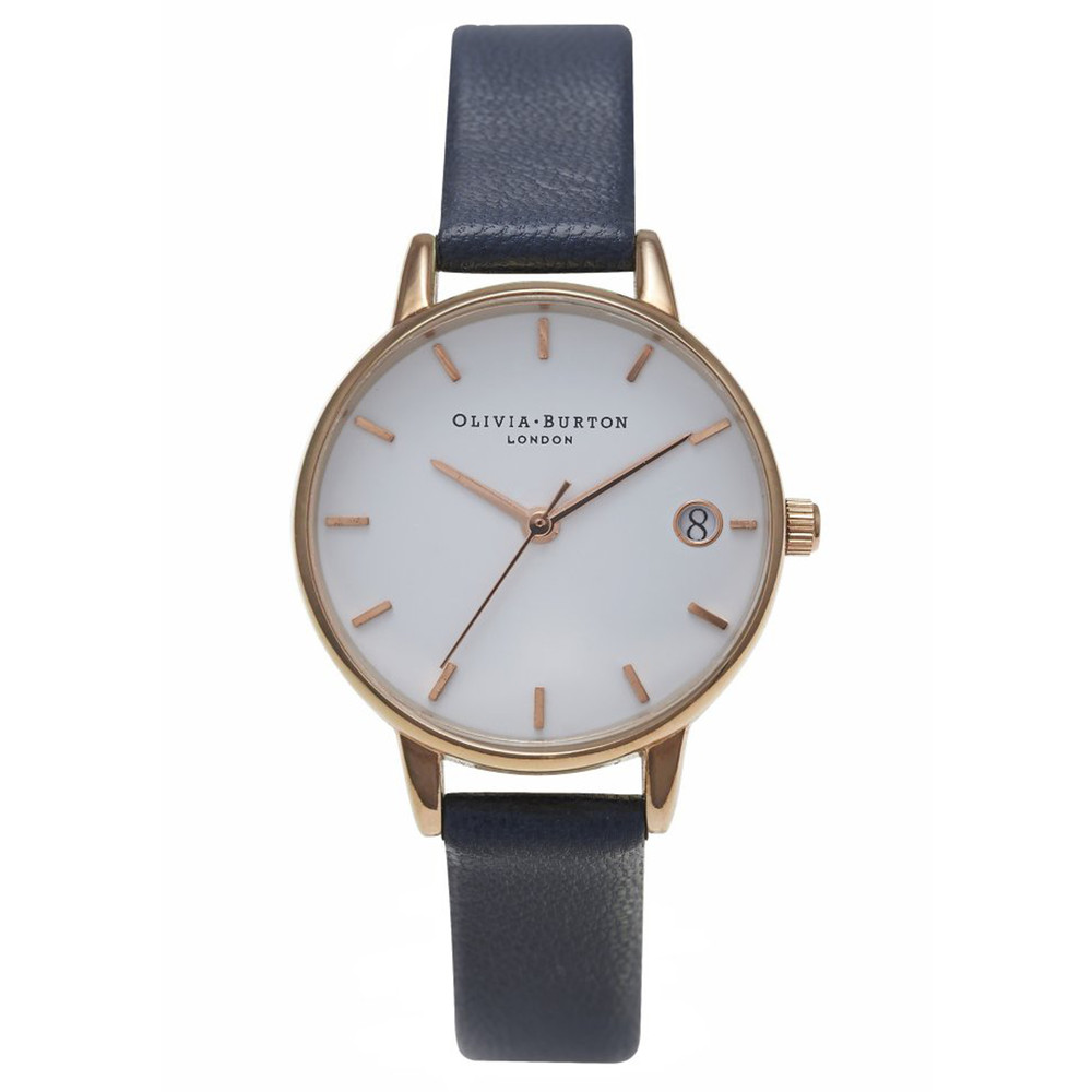 THE DANDY MIDI DIAL WATCH - NAVY