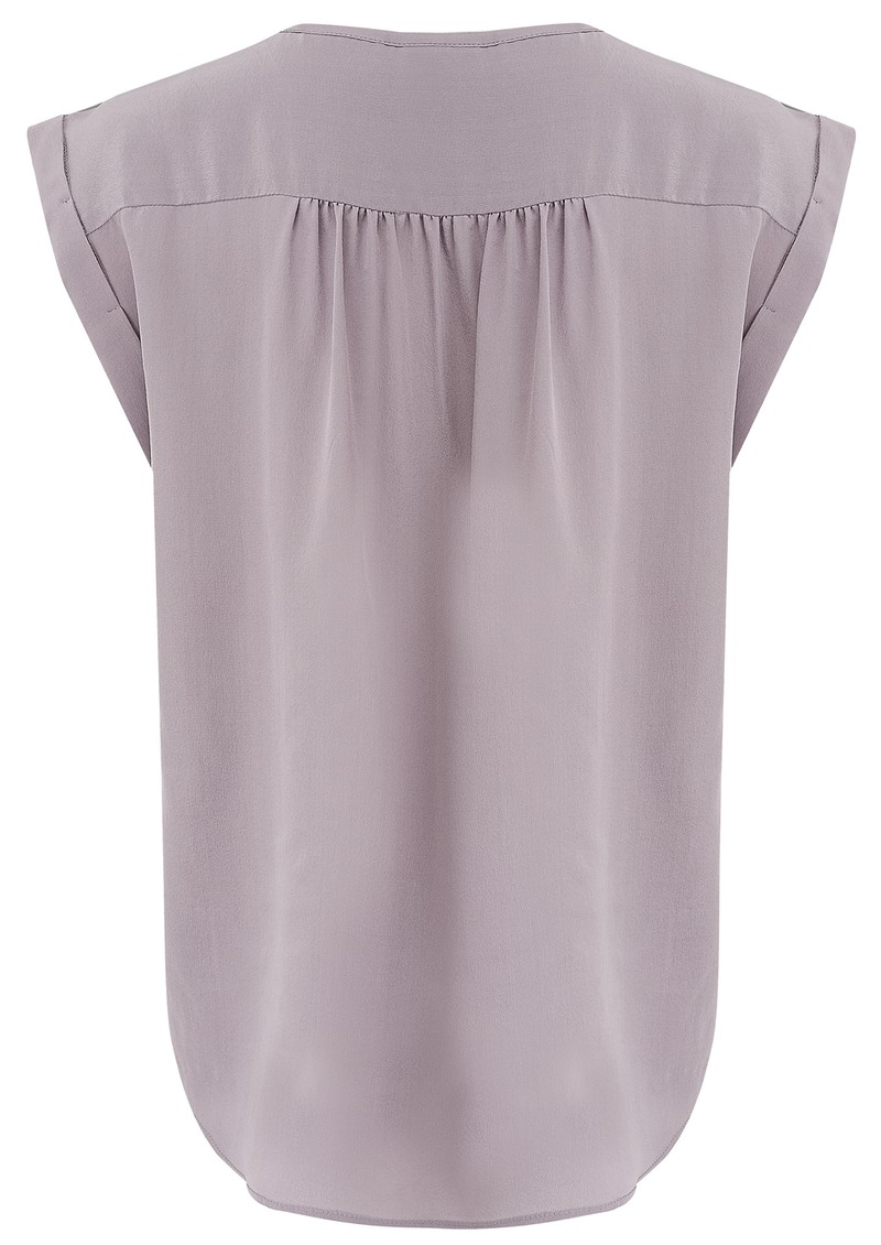 Pyrus AMY SLEEVELESS TOP - LAVENDER main image
