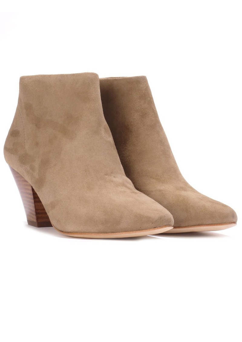 Ash Golden Bis Suede Boots - Nuts main image