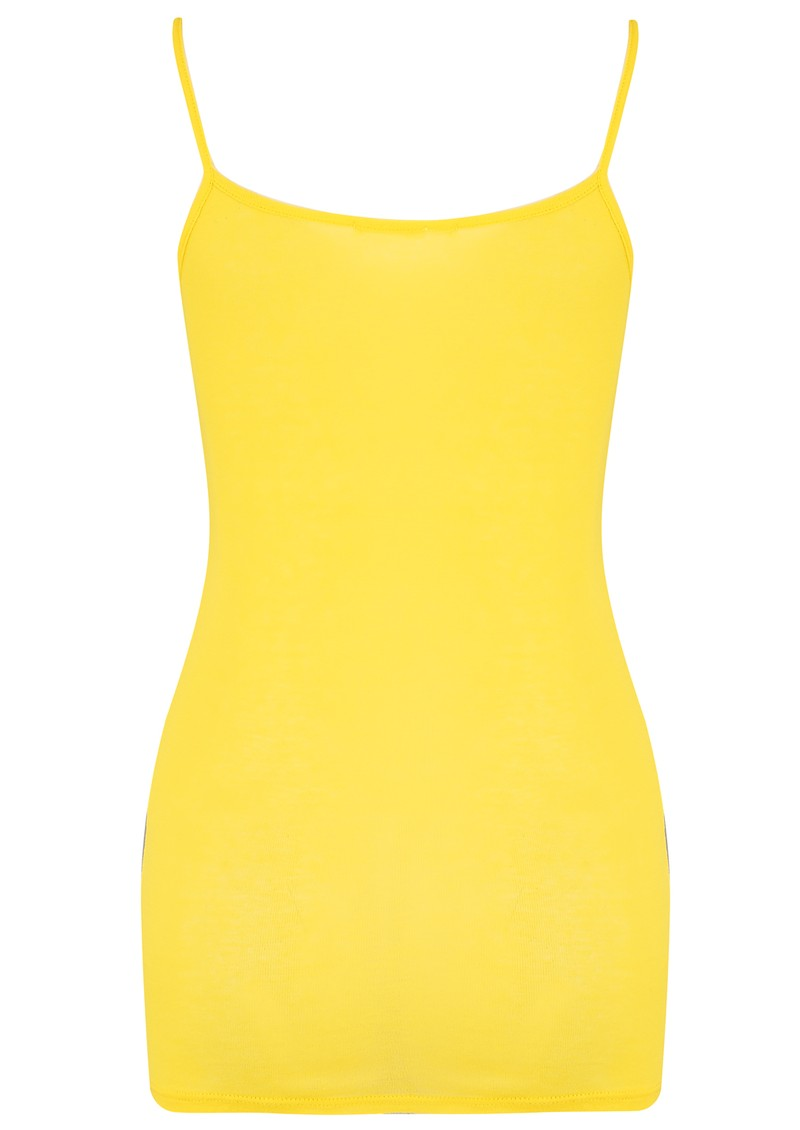 American Vintage MASSACHUSETTS CAMI TANK - CANARY main image