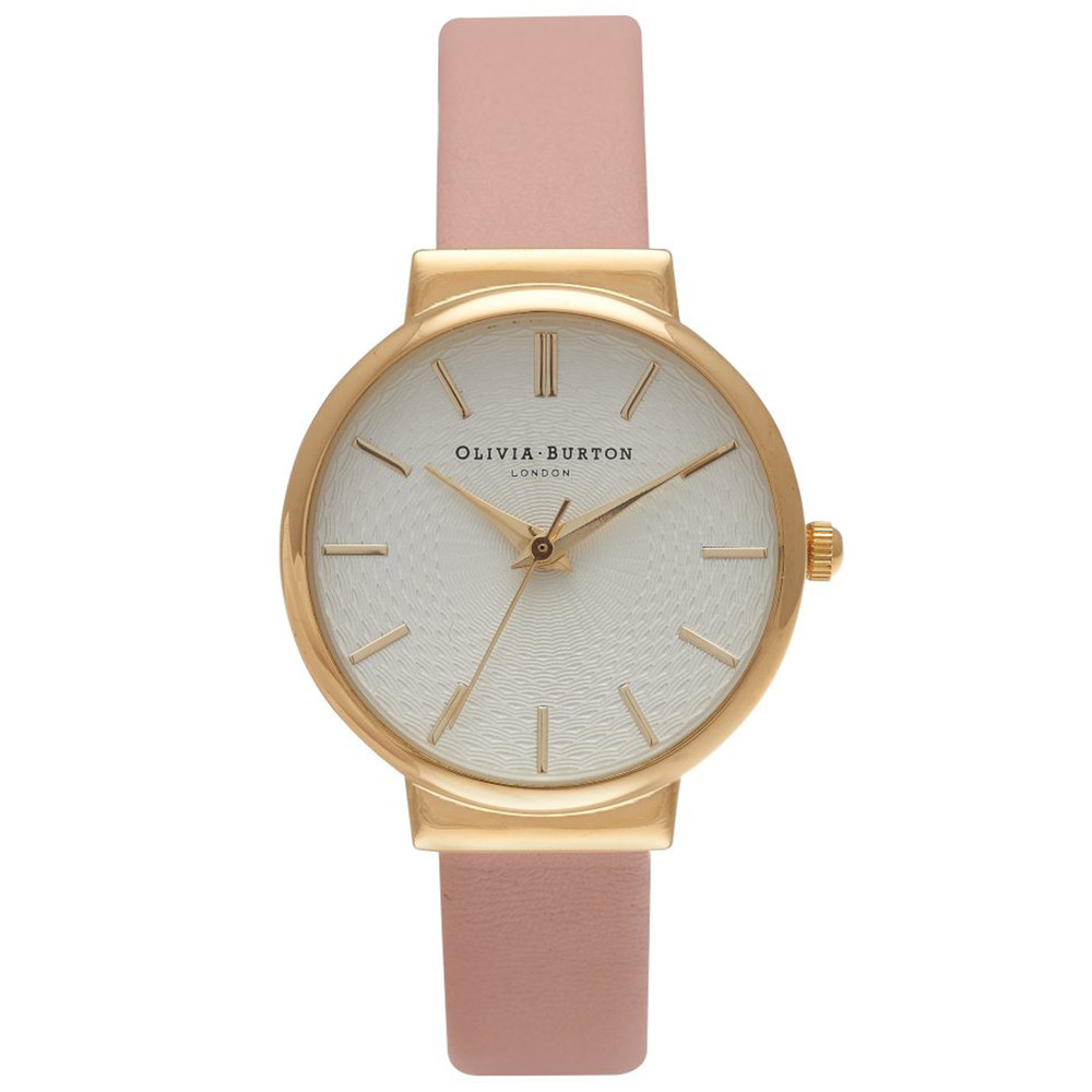 THE HACKNEY WATCH - DUSTY PINK & GOLD