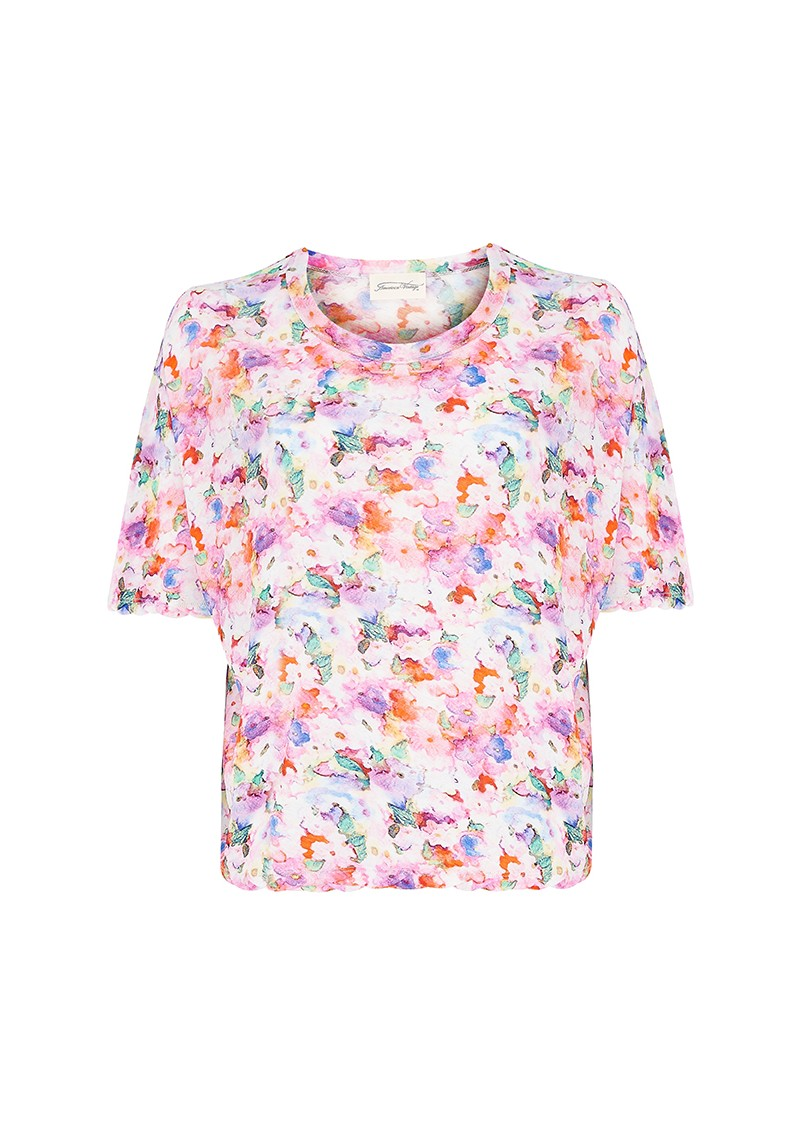 Kippersville Short Sleeve Tee - Spring Doll main image
