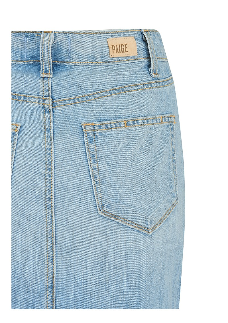 Paige Denim Deirdre Denim Skirt - Loren main image