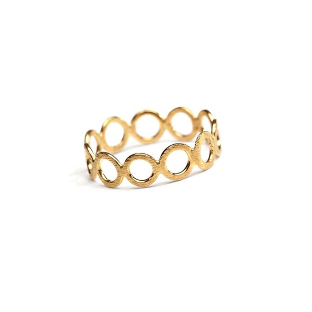 Circle Ring - Gold