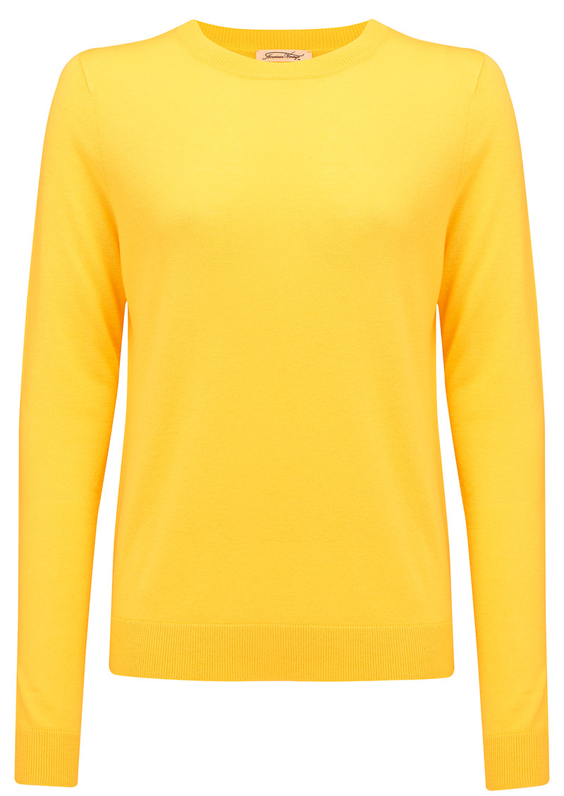 American Vintage Monahan Pullover - Canary main image