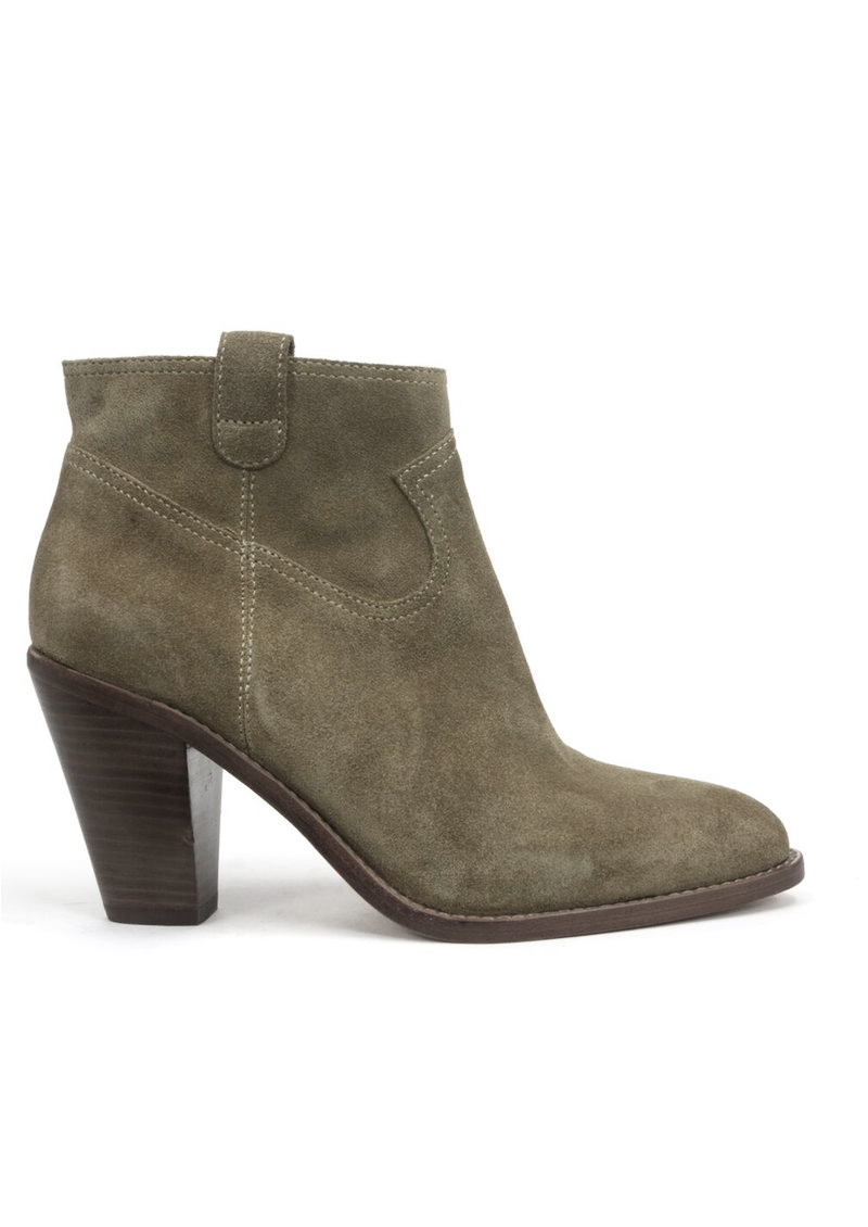Ash Ivana Softy Boot - Chestnut main image