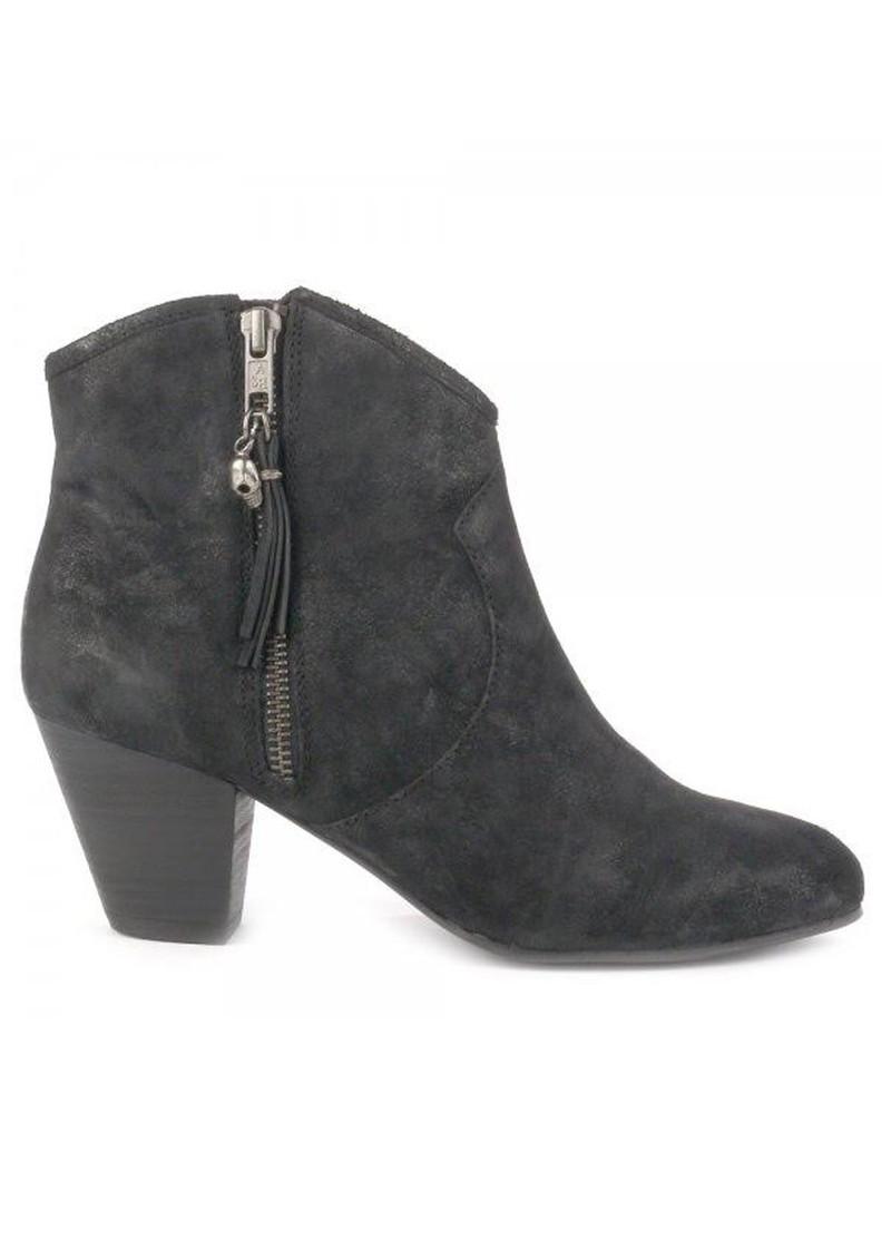 Ash Jess Reverse Broken Boots - Black main image