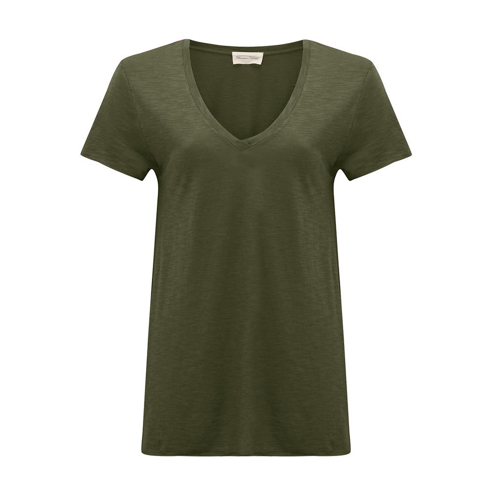 Jacksonville Short Sleeve Tee - Military