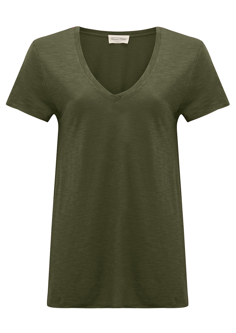 Jacksonville Short Sleeve Tee - Military  main image