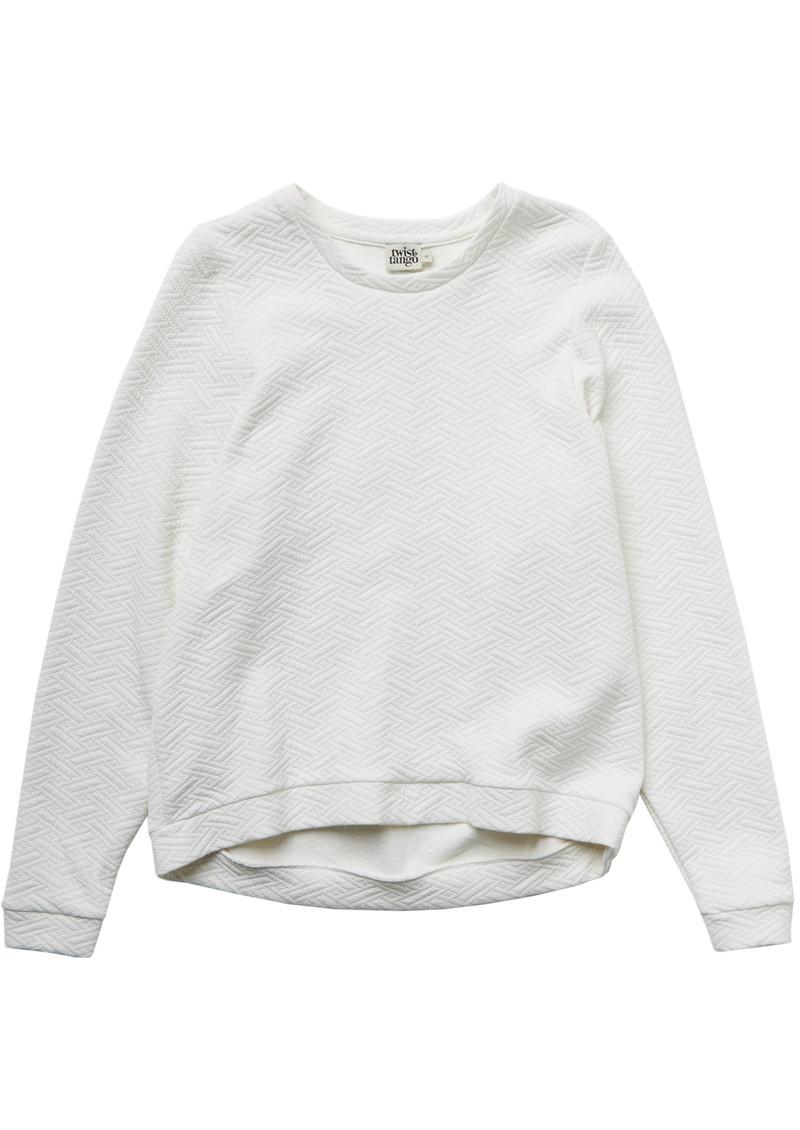 Twist and Tango Mandy Sweater - Off White main image