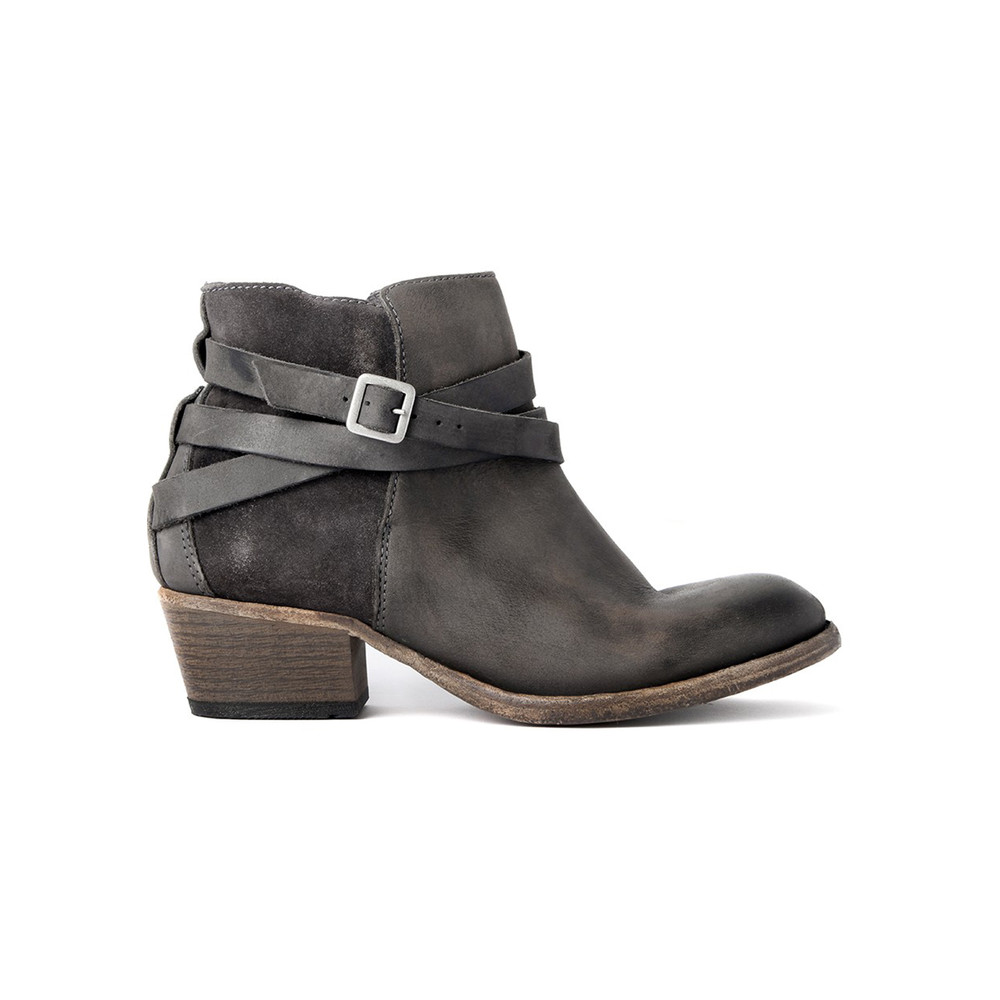 Horrigan Ankle Boots - Smoke