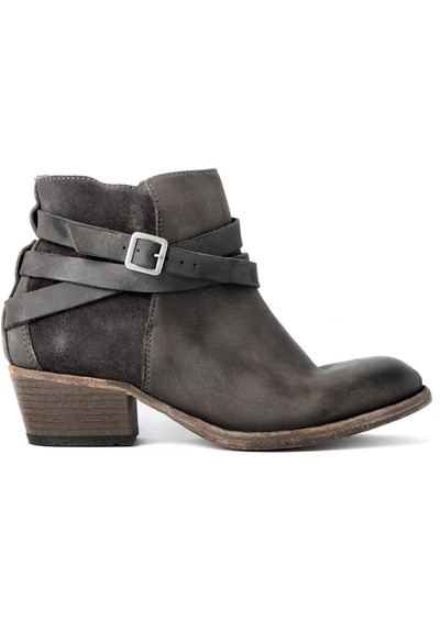 H By Hudson Horrigan Ankle Boots - Smoke main image