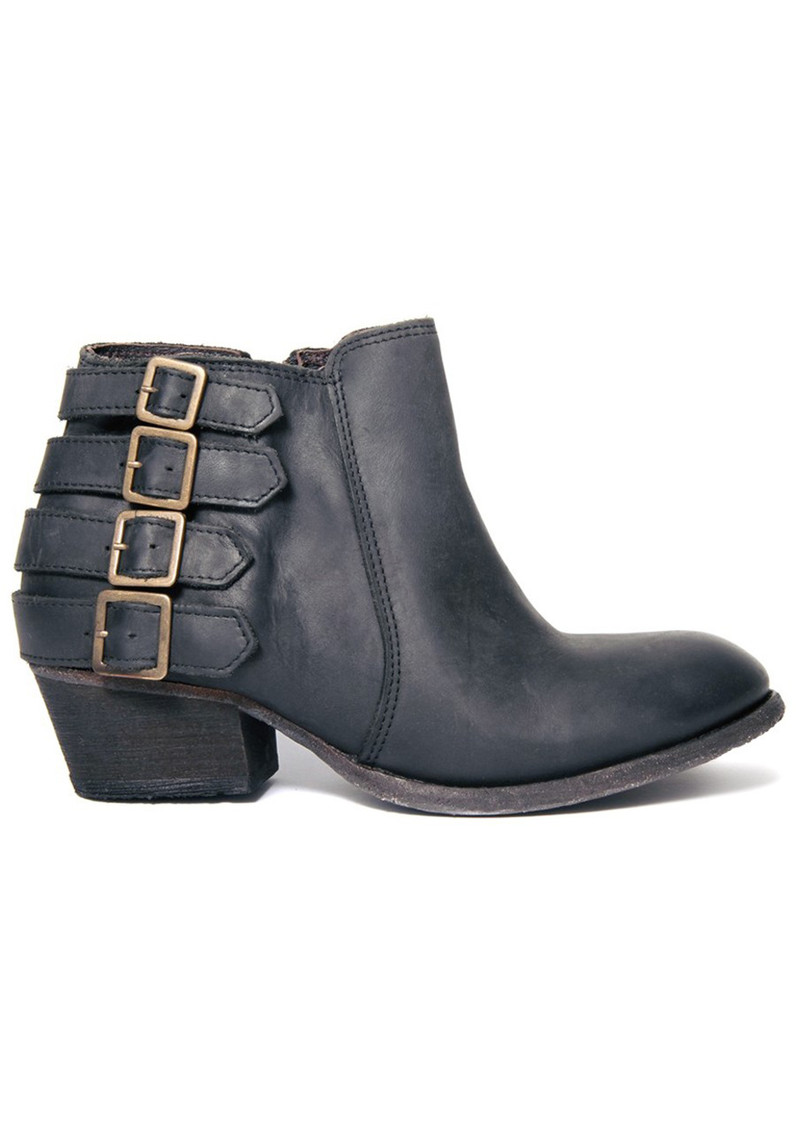 Encke Ankle Boot - Coal main image