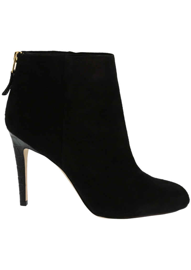 Kourtney Suede Boots - Black main image